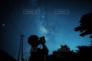 8月の空の写真・画像素材[3599333]