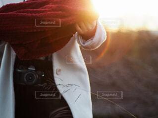 衣装を着ている人の写真・画像素材[4307707]