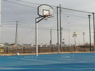 空,スポーツ,屋外,道路,バスケットボール,アスレチック,スポーツ用品