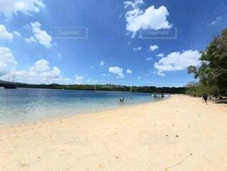 バリ島の綺麗なビーチの写真・画像素材[4177221]