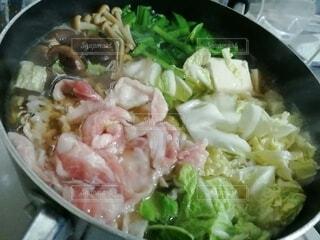 食べ物,野菜,鍋,料理,魚介類,レシピ,ボウル
