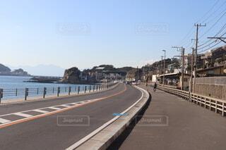 風景,空,屋外,ビーチ,道路,水面,海岸,道,地面