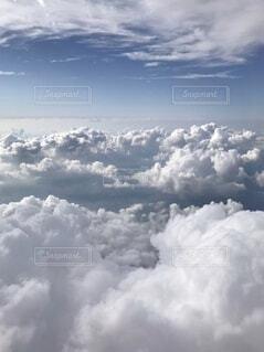 自然,空,雪,屋外,雲,飛行機,くもり