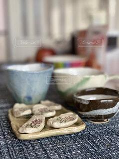 食べ物,コーヒー,屋内,デザート,食器,スナック,ボウル