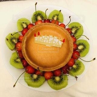 バースデーケーキの写真・画像素材[4162742]