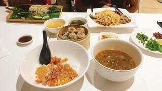 """""""When we eat together""""の写真・画像素材[4171579]"""