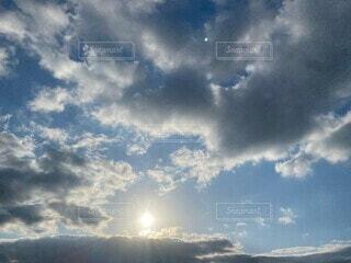 自然,空,屋外,雲,青,昼間,くもり,日中