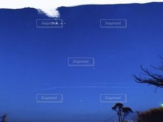 """""""空と星""""の写真・画像素材[4212747]"""