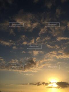 """""""sunset""""の写真・画像素材[4299125]"""
