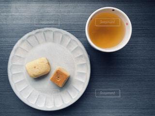 """""""台湾菓子を添えて""""の写真・画像素材[4841428]"""