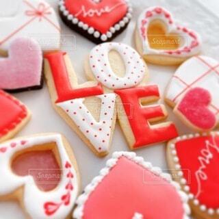 食べ物,屋内,デザート,クッキー,甘い,甘味,バレンタイン,手作り,アイシングクッキー,菓子,バレンタインデー,キャンディ,ギフト,製菓