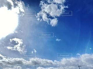 自然,空,屋外,雲,青,青い空,昼間