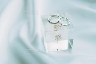 マリッジリングの写真・画像素材[4163266]