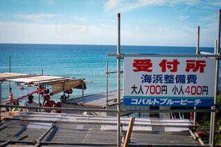 風景,海,空,屋外,看板,ビーチ,雲,砂浜,道路,水面,海岸,標識,人,昔,テキスト,タービン