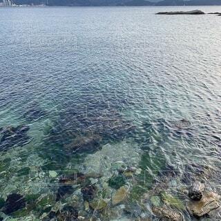 自然,風景,海,空,屋外,湖,水面,海岸