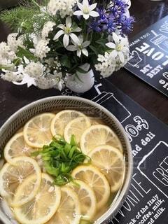 食べ物,うどん,果物,レモン,料理