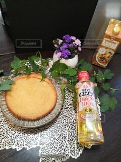 食べ物,花,屋内,テーブル,おいしい,ドリンク