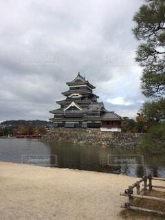 松本城の写真・画像素材[4186226]