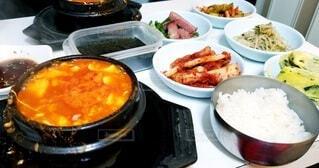 韓国料理の写真・画像素材[4198715]