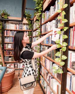 メキシコシティのインスタ映えスポット 図書館 + カフェ = カフェブレリアの写真・画像素材[4193500]