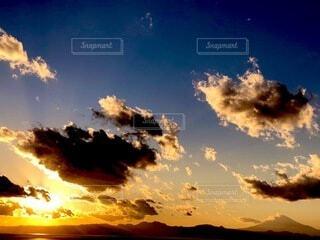 自然,空,屋外,太陽,雲
