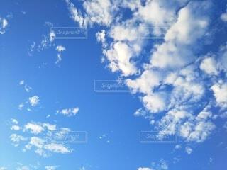 Blue skyの写真・画像素材[4197352]