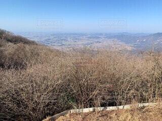筑波山山頂付近の写真・画像素材[4202821]