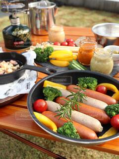 食べ物,アウトドア,キャンプ,ソーセージ,BBQ,食材,フードグループ