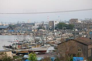 地元の漁港の写真・画像素材[4200528]