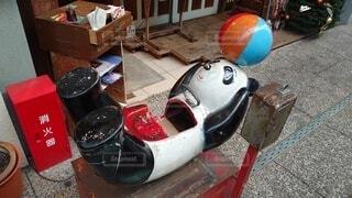 子供の頃、遊んだ乗り物の写真・画像素材[4208746]