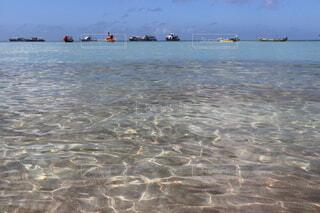 海,空,絶景,屋外,ビーチ,タイ,タオ島