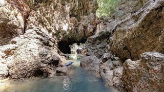 自然,風景,屋外,湖,海外,島,水面,岩,洞窟,プーケット,谷