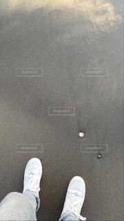 海,靴,フィート,AF1