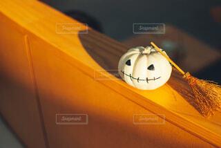 Halloweenのかぼちゃの写真・画像素材[4252031]