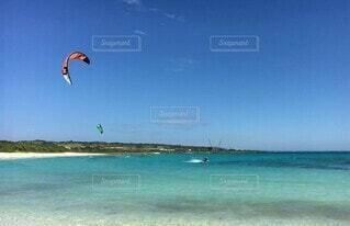 島の海と空との写真・画像素材[4295187]