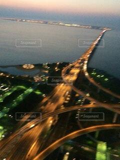 未来都市の写真・画像素材[4262292]