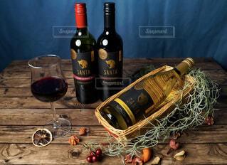 ワインの写真・画像素材[4345558]
