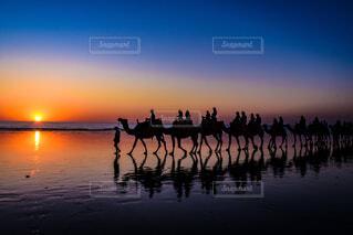 息を呑むほど魅力的な世界の浜辺の写真・画像素材[4263185]