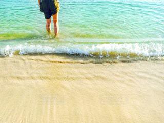 沖縄のビーチの写真・画像素材[903786]