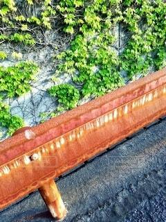 赤さびがなんとも…の写真・画像素材[4303241]