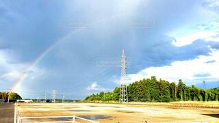 虹の写真・画像素材[4612145]