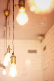 屋内,電球,キャンドル,ランプ,照明