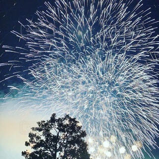 打ち上げ花火どこから見るかの写真・画像素材[4636210]