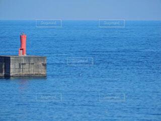 風景,海,空,屋外,湖,青,水面,旅行,灯台