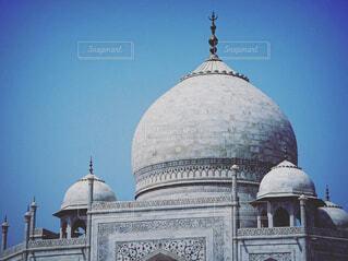 風景,空,建物,屋外,神社,景色,ドーム,モスク,寺,インド,タージマハル,ランドマーク,宮殿,仏舎利塔