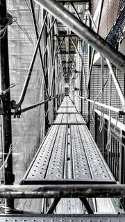 橋のクローズアップの写真・画像素材[4326475]