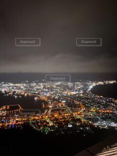 函館の夜景の写真・画像素材[4308400]