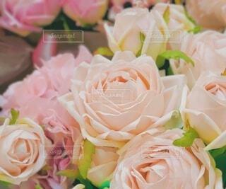 バラの花束の写真・画像素材[4378883]