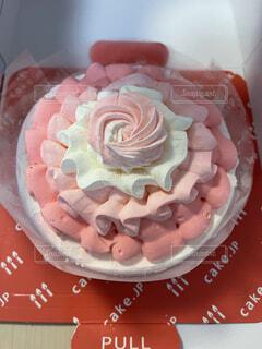 ケーキ,ピンク,誕生日ケーキ,スマッシュケーキ