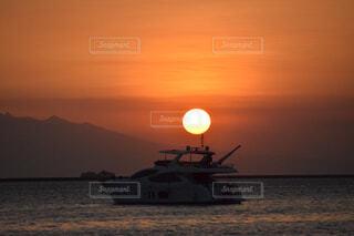 世界3大夕日 マニラの日没の写真・画像素材[4314078]